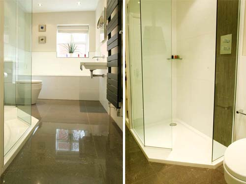 Walk in Shower installer Ripley Derbys